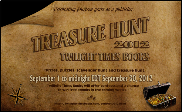treasure hunt ad