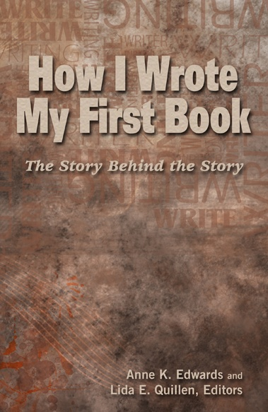 How I Wrote My First Book